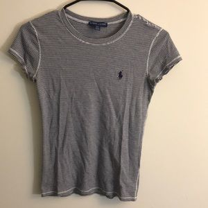 Ralph Lauren Tops - Striped Ralph Lauren Tee